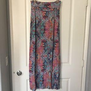 Cynthia Rowley Maxi Skirt Medium
